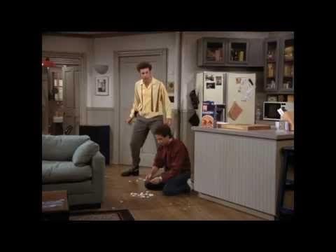 Supercut: Kramer stiehlt Jerry Seinfeld Essen