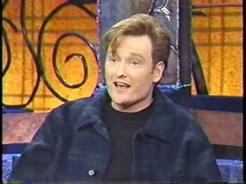 90er Conan bei 90er Jon Stewart
