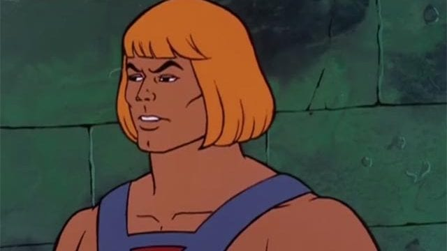 Supercut: He-Man One-Liner