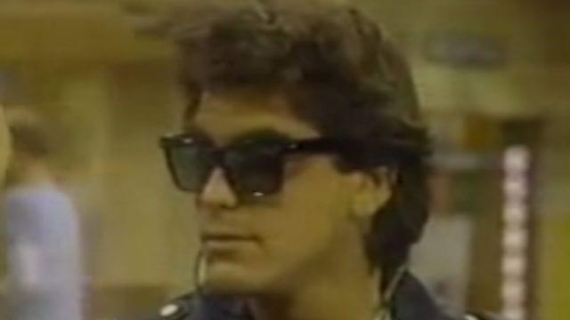 George Clooney im 1984er Comedy Emergency Room