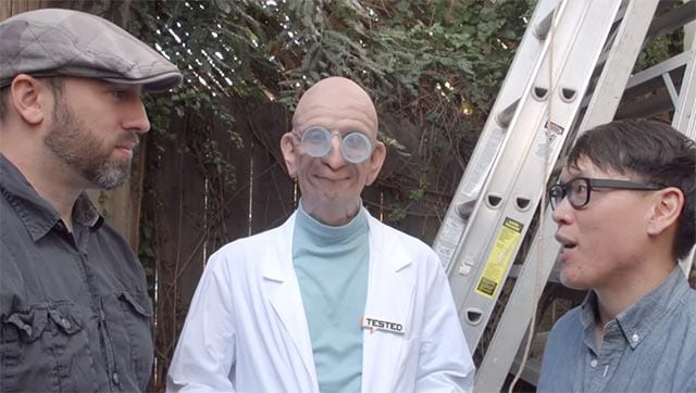professor_farnsworth-cosplay Real Life Prof. Farnsworth