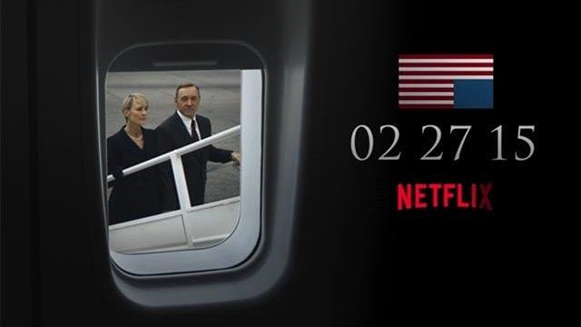 House of Cards: Season 3 Mini-Teaser