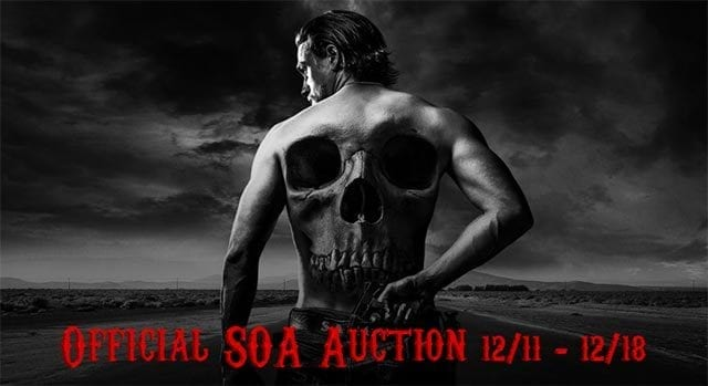 Sons of Anarchy-Requisiten zu ersteigern