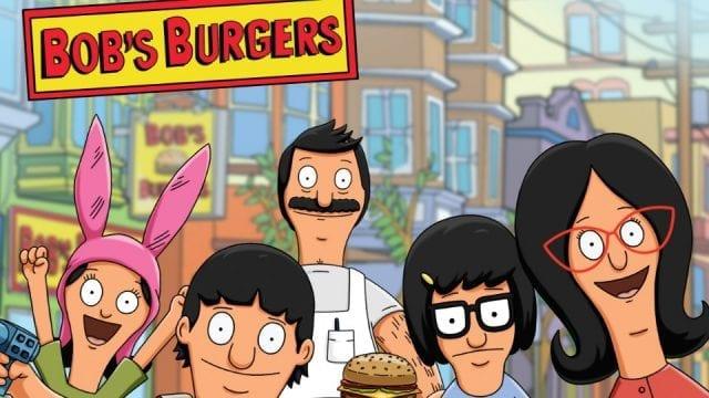 T-Shirt Verlosung: Bob's Burgers startet in Deutschland