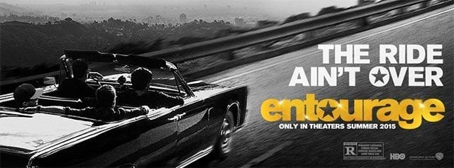 Trailer zum Entourage-Film