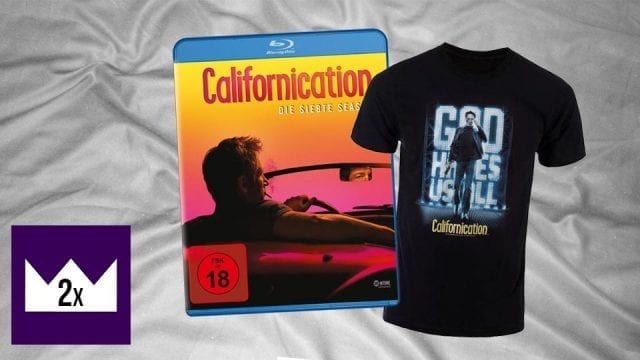 Gewinnt: 2 Californication-Sets