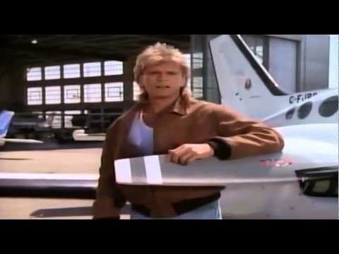MacGyver Intro ohne Musik