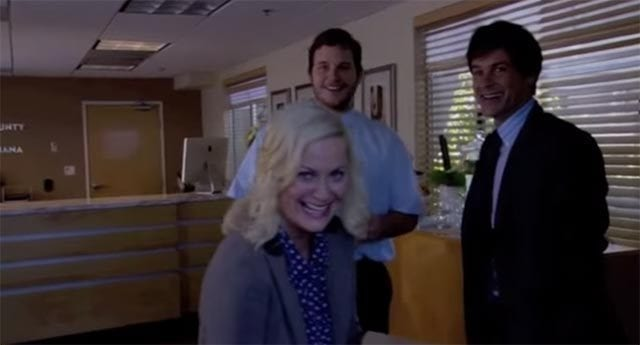 Outtakes: Parks & Rec
