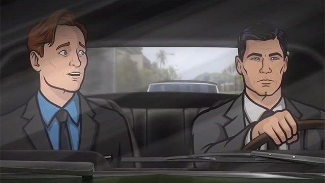 Conan trifft auf Archer