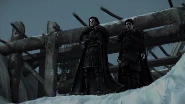Telltales Game of Thrones Episode 2