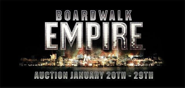 Ersteigert Boardwalk Empire-Requisiten