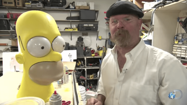 MythBusters – Simpsons Special