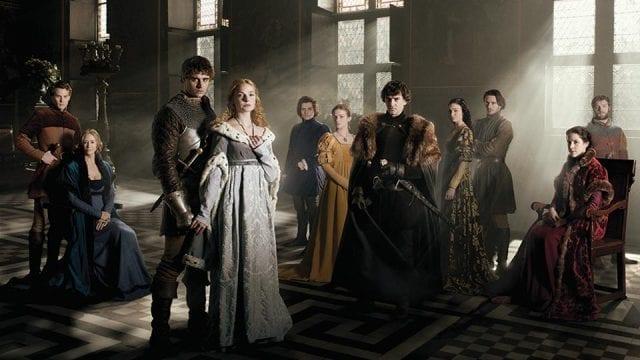 Gewinnt: The White Queen DVD