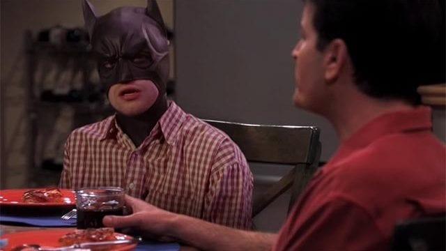 Batman infiltriert Serien