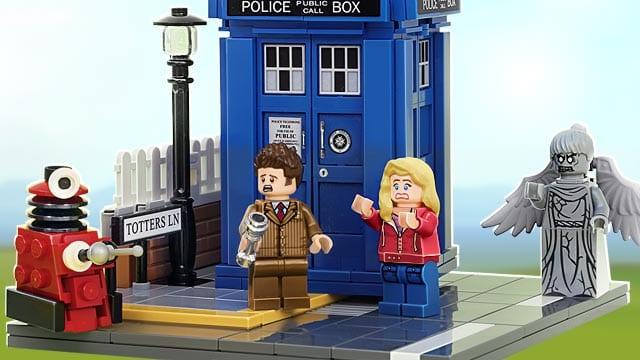 Dr. Who LEGO kommt!