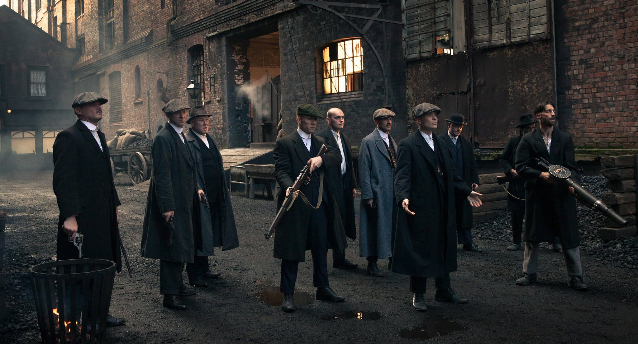 Peaky Blinders – Intro