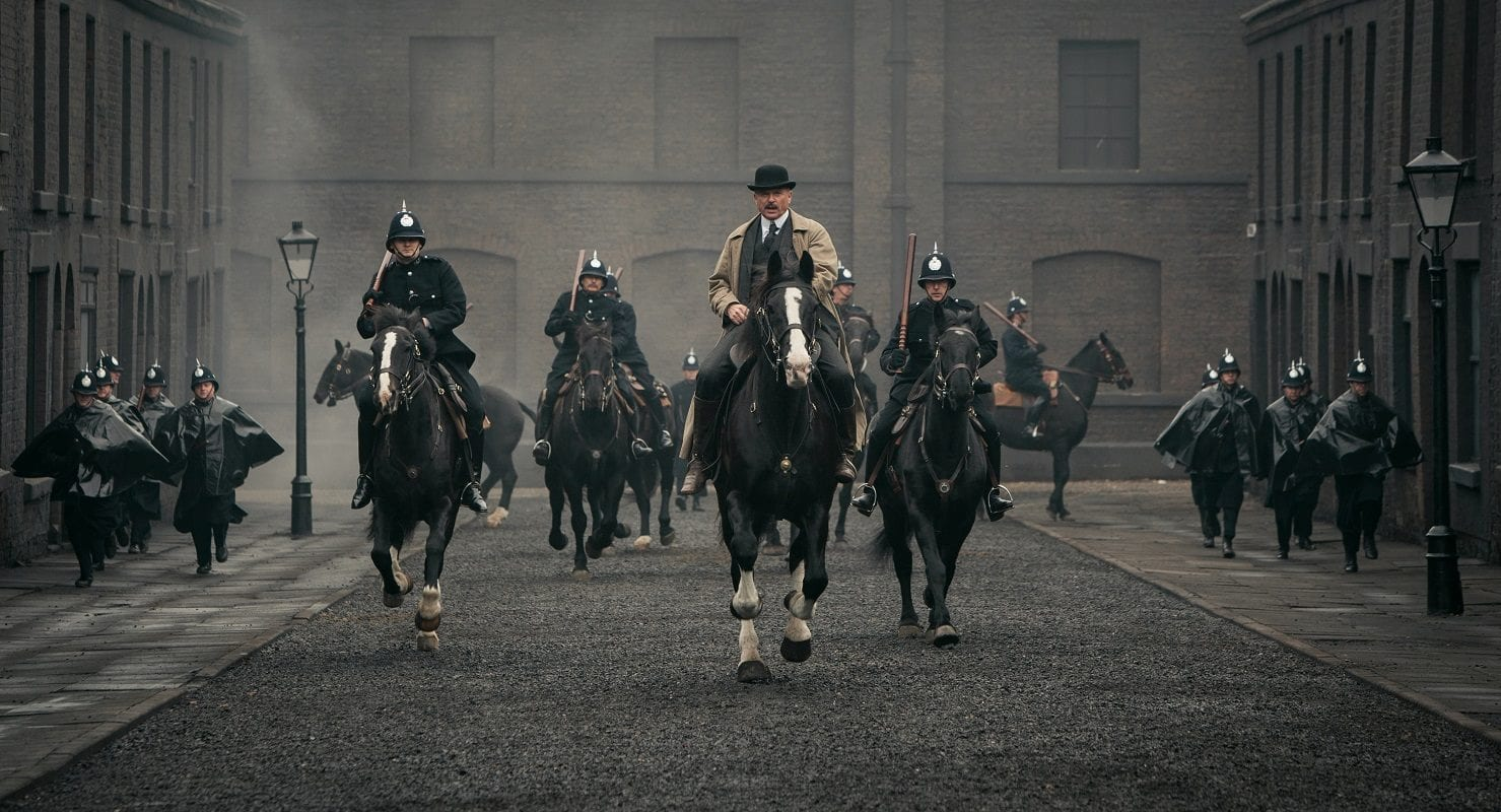 Peaky Blinders Police