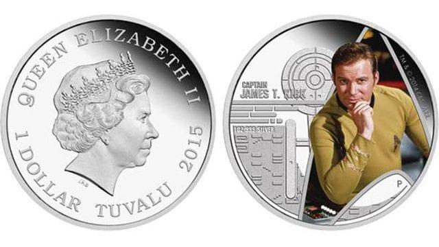 Echtes Star Trek-Geld