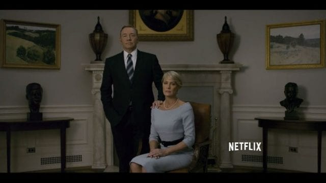 House of Cards: Neuer Trailer