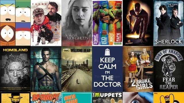 Gewinnt: Serien-Poster von Posterlounge.de!