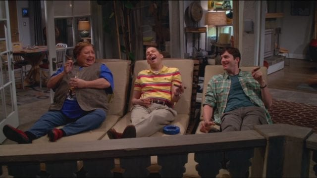 Two and a Half Men: Serienfinale