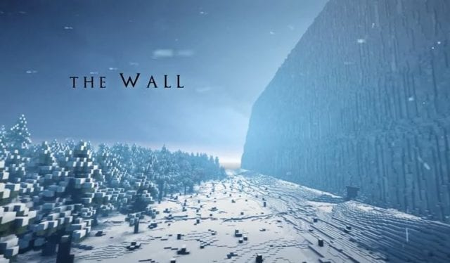 Fans bauen Westeros in Minecraft