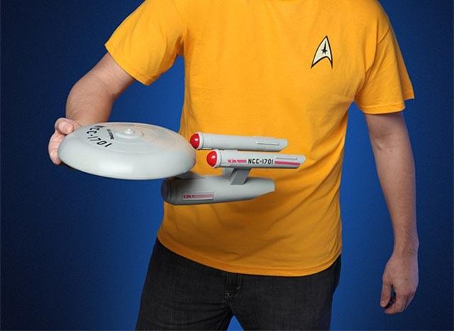 Enterprise-frisbee