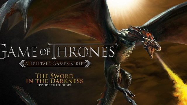 Game of Thrones – The Sword in the Darkness