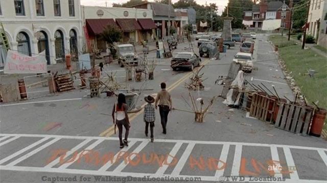Ersteigert eine Walker-Stadt