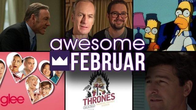 awesome Februar