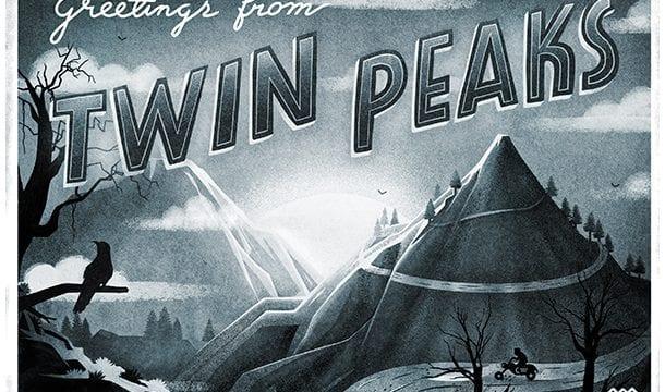"""Twin Peaks in """"Film Noir""""-Style"""