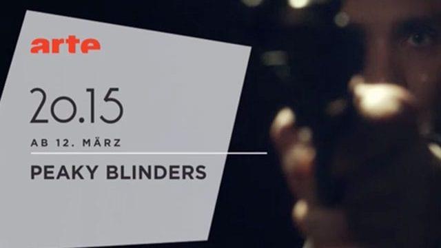 Peaky Blinders auf arte