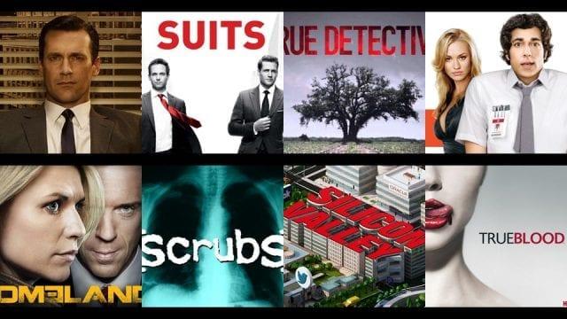 Die besten Serien-Titelsongs