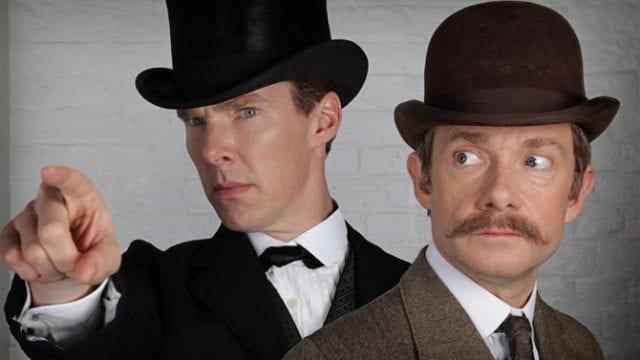 Sherlock: Special spielt im viktorianischen Zeitalter