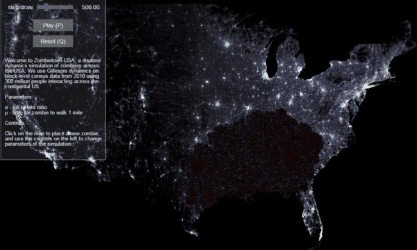 Zombietown interaktiv: Klick den Beißer