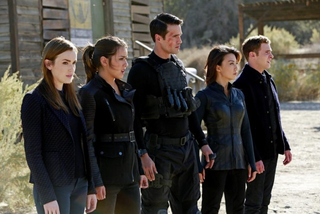 Agents of S.H.I.E.L.D. Spin-Off in Entwicklung
