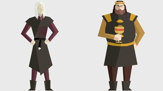 Alle Game of Thrones-Tode fein-säuberlich illustriert
