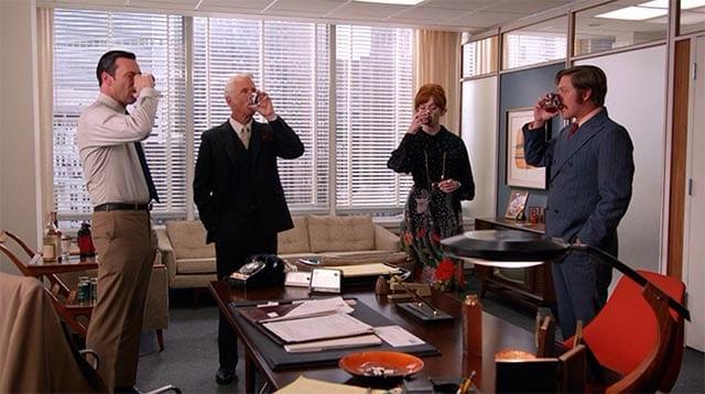 Mad Men S07E11 – Time & Life