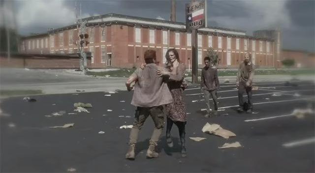 Deaths in The Walking Dead Season 5