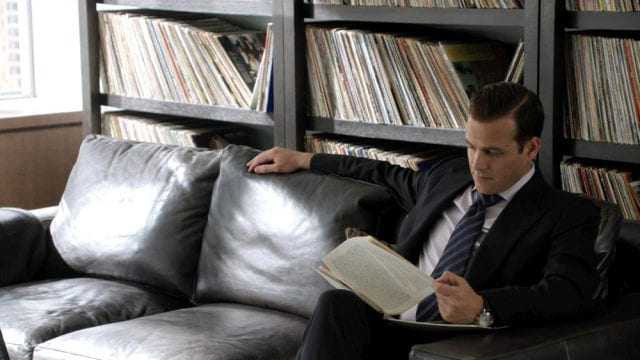 Vinyl in Serie