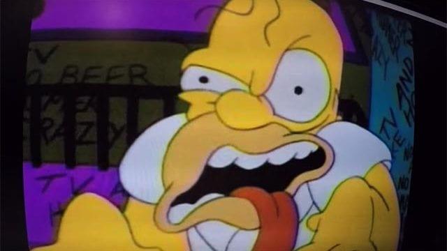 Homer Simpson Remix
