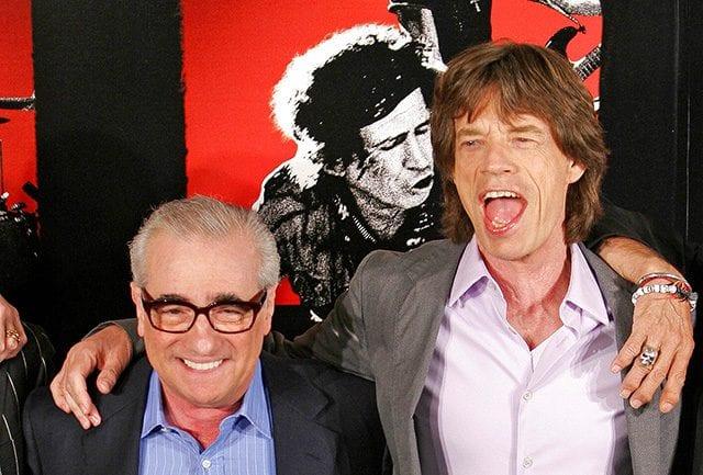 Scorsese und Mick Jagger gehen in Serie