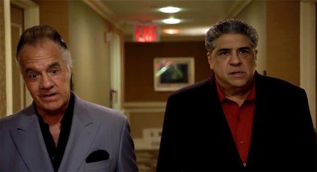 Legt dich nicht mit den Sopranos an!
