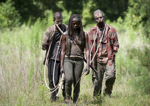 Walker oder Beißer, nicht Zombies
