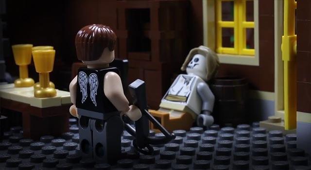 Daryl Dixon LEGO-Kurzfilm