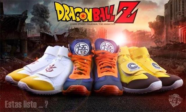 DragonBall Z Sneaker