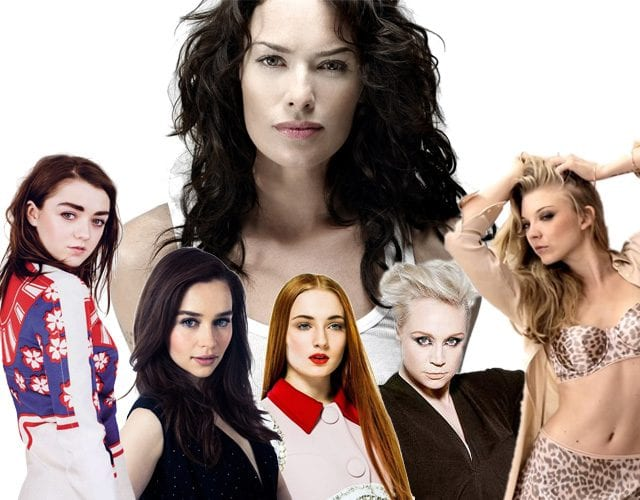 Game of Thrones-Stars und ihre Modeljobs