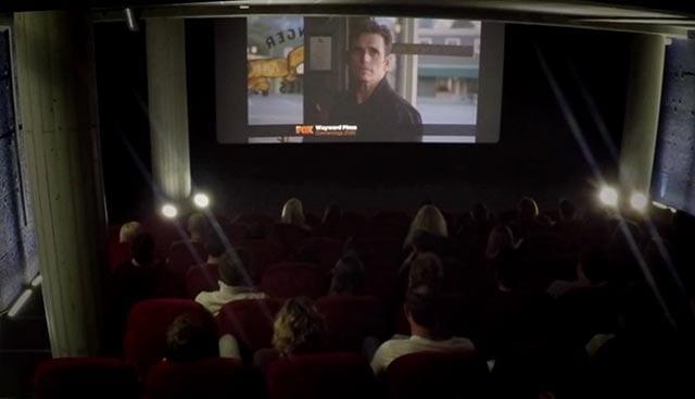 Wenn das Kino plötzlich verrückt spielt