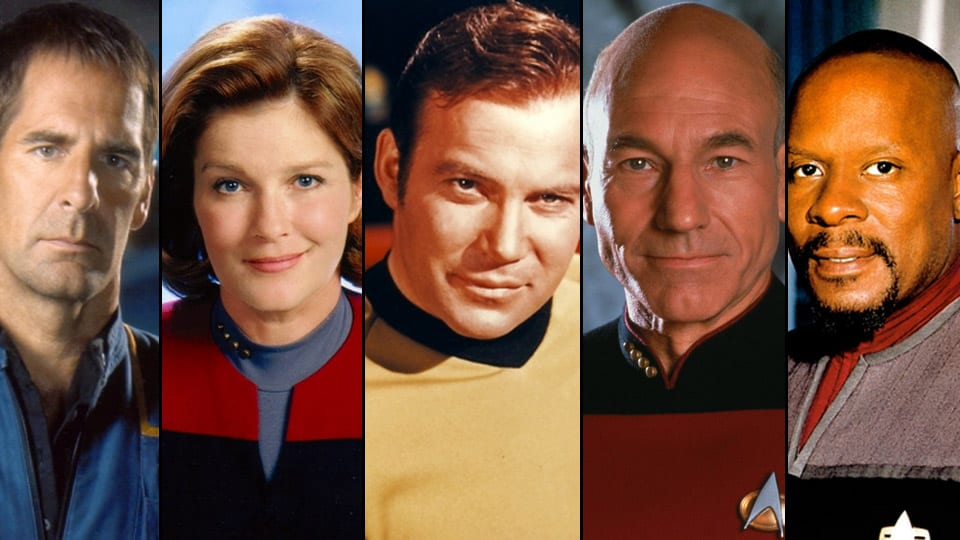 Wer ist der beste Star Trek Captain?