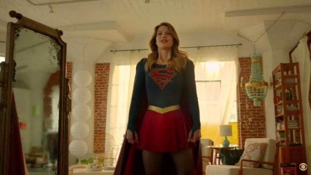 supergirl preview